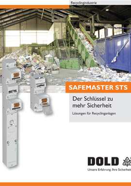IBS SAFEMASTER STS Recyclingindustrie